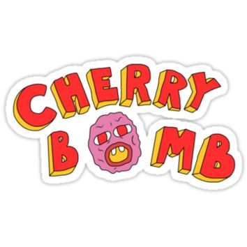 Tyler The Creator - Cherry Bomb (plain) by kzenabi