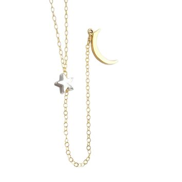 Moon & Star Lariat