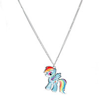 My Little Pony Rainbow Dash Necklace | Hot Topic