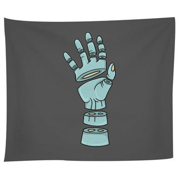 Severed Hand Tapestry