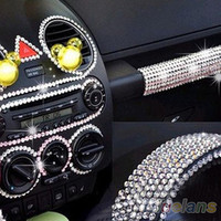 260 pcs /set Beauty 6mm Dot Say It In Crystals Rhinestones Car DIY Decal Decor Stickers Styling Accessories-in Stickers from Automobiles & Motorcycles on Aliexpress.com
