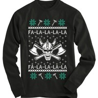 Valhalla Ugly Christmas Sweater