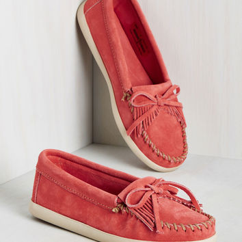 You Go, Galleon! Flat | Mod Retro Vintage Flats | ModCloth.com