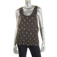 Junk Food Womens Cotton Graphic Muscle Tank