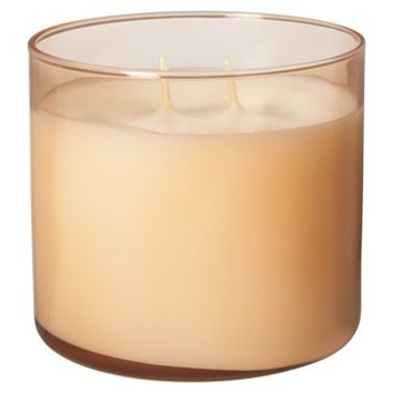Target Exclusive MELT Colored Glass Jar Candle