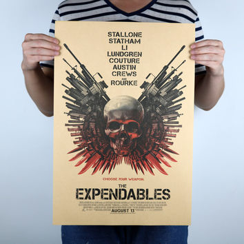 Choose Your Weapon Poster [9892503875]