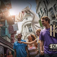Wizarding World of Harry Potter Diagon Alley | Universal Orlando