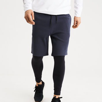 AE Fleece Short, Navy