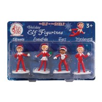 An Elf's Story Figurines: North Pole Elves