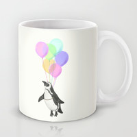 I believe I can fly Mug by Laura Graves