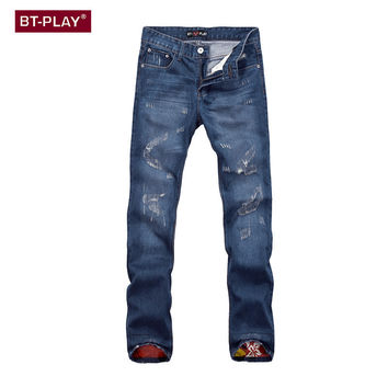 Men Fashion Korean Jeans [6528464899]