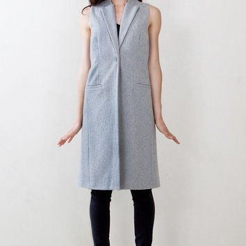Sugarlips - Talia Sleeveless Coat
