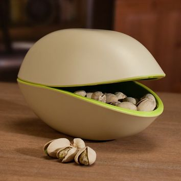 Pistachio Nut Serving Bowls at Firebox.com