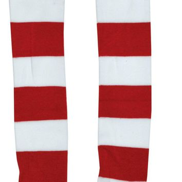 Where's Waldo Wenda Knee Socks Costume
