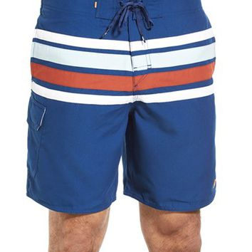 Men's Quiksilver Waterman Collection 'Melbourne 9 Inch' Board Shorts,