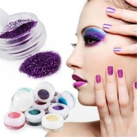 30 Colors Eye Shadow Powder pigment Colorful Makeup Mineral Eyeshadow Pigment set Makeup tools cosmetic 2017  hot sale Pop use