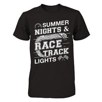 Summer Nights Race Track Lights
