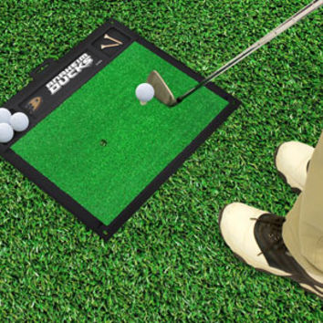 NHL Team Golf Hitting Mat