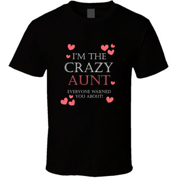 Aunt t-shirt on a special price. Aunt tshirt for birthday. Aunt tee present. Aunt idea gift. Buy a great Aunt gift purchase Aunt t shirt