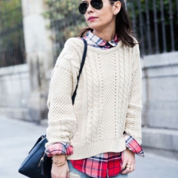 Fall Fashion Sweater