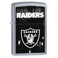 Raiders Street Chrome Lighter