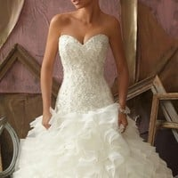 Bridal by Mori Lee 1853 Dress
