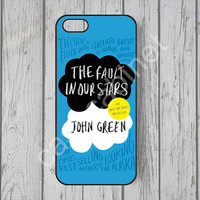 fault in our stars iphone5s case john green iphone5 case iphone4s case iphone4 case fault in our star iphone 5c case quotes iphone cases -13
