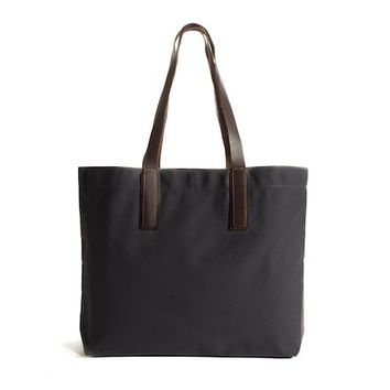 The Classic Tote Charcoal
