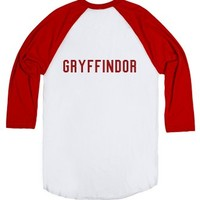 Gryffindor-Unisex White/Red T-Shirt