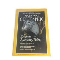 National Geographic, National Geographic Magazine February 1990