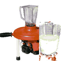 The Daiquiri Whacker Gas Powered Portable Blender