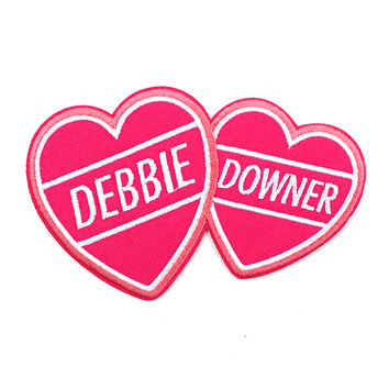 Debbie Downer Patch