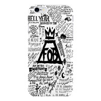 Fall Out Boy 3 For iPhone 6 / 6 Plus Case