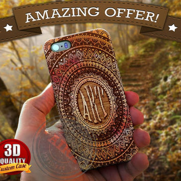 Mandala Case, Personalized Case for Iphone 4, 4s, Iphone 5, 5s, Iphone 5c, Samsung Galaxy S3, S4, S5, Samsung Galaxy Note 2, Note 3.