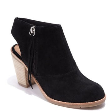 Dv By Dolce Vita Jentry Suede Booties