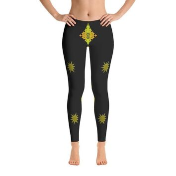 """""""Altered Space"""" Yoga Pants"""