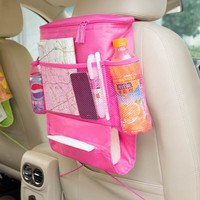 Baby stuff Organizer for car insualtion water/milk bottle cup Storage Holder car seat bag for baby care colorful diaper bag