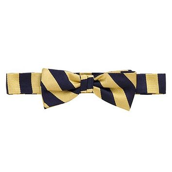 Guard Striped Bow Tie - Brooks Brothers