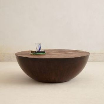 Semisfera Coffee Table by Anthropologie in Brown Size: One Size Furniture
