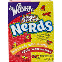 Double dipped Nerds sweets