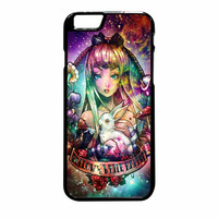 Disney Princess Alice In Wonderland iPhone 6 Plus Case