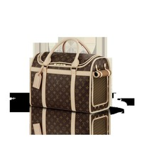 LOUISVUITTON.COM - Dog Carrier 40 Monogram Canvas Pet Accessories| Louis Vuitton