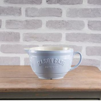 Bakewell Earthenware Batter Bowl by Mason Cash