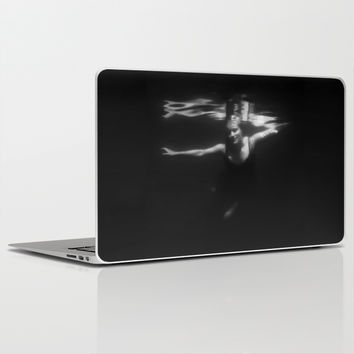 Underwater Dreaming Laptop & iPad Skin by Nicklas Gustafsson