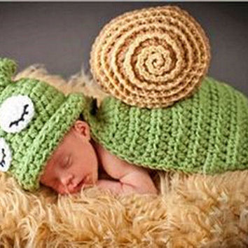 Crochet Newborn baby bear bonnet & teddy bear set crochet Newborn photo props photography boy/girl