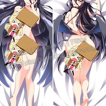 New Overlord Anime Dakimakura Japanese Hugging Body Pillow Cover ADP-512131