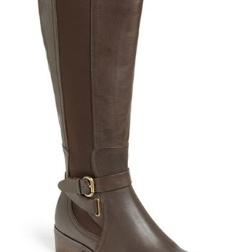 Corso Como 'Baylee' Wide Calf Leather Boot (Women)