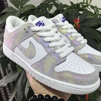 Nike SB Dunk Low Colorful Sneaker Size 36---45