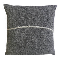 Provide - Collections - Textiles by Teixidors - Urano grey cushion