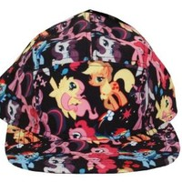 My Little Pony All Over Print 5 Panel Camper Hat